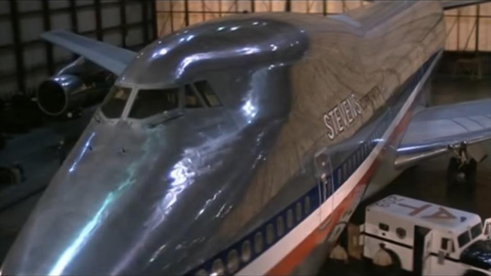 Les Naufragés du 747 - bande annonce - VO - (1977)