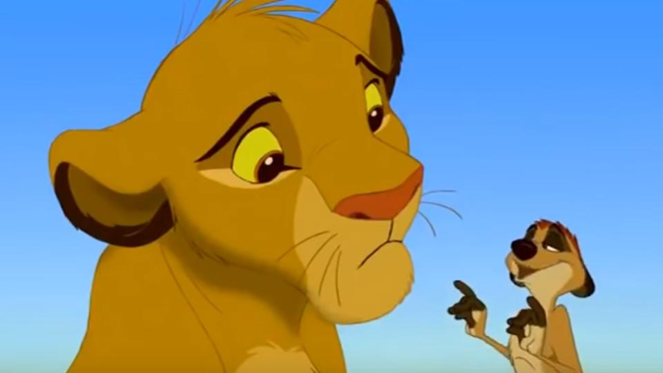 Le Roi Lion - bande annonce 3 - VF - (1994)
