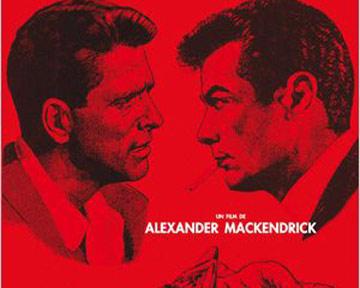 Le Grand Chantage - bande annonce - VO - (1957)