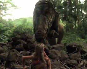 Dinocroc vs. Supergator - bande annonce - VO - (2010)