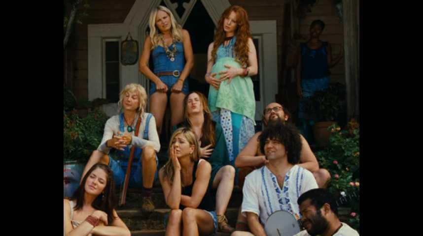 Peace, Love et plus si affinités - Bande annonce 2 - VF - (2012)