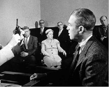 Autopsie d'un meurtre - bande annonce - VO - (1959)