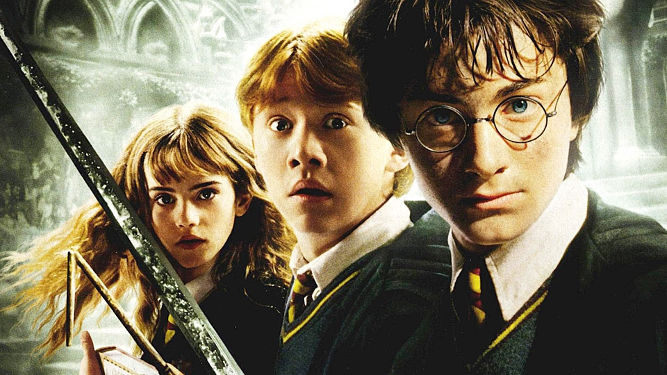 Harry Potter et la chambre des secrets - bande annonce - VOST - (2002)