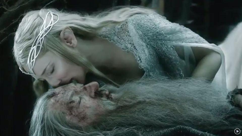 Le Hobbit : la Bataille des Cinq Armées - bande annonce 4 - VF - (2014)