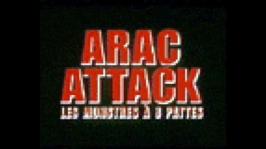 Arac attack, les monstres à huit pattes - Bande annonce 2 - VF - (2001)