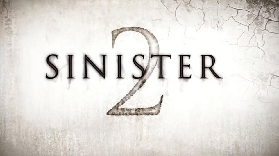Sinister 2 - teaser - VO - (2015)