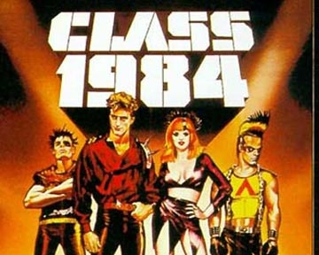 Class 1984 - bande annonce - VO - (1982)