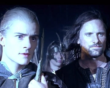 Le Seigneur des anneaux : les deux tours - teaser 3 - VOST - (2002)