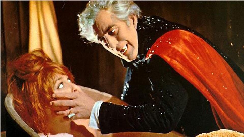 Le Bal des vampires - bande annonce - VO - (1968)