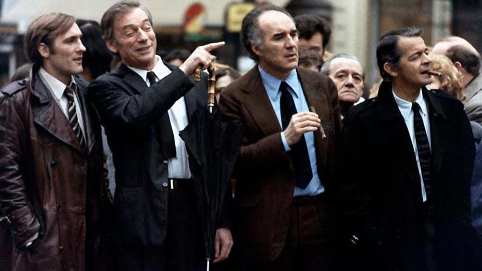Vincent, François, Paul et les autres - bande annonce - (1974)
