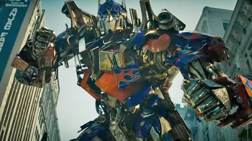 Transformers - bande annonce 3 - VF - (2007)