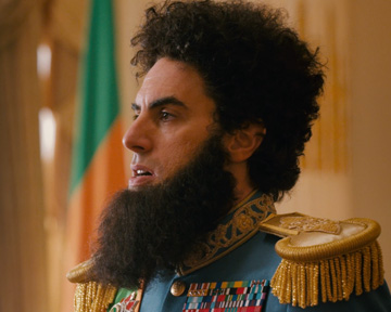 The Dictator - bande annonce 2 - VOST - (2012)
