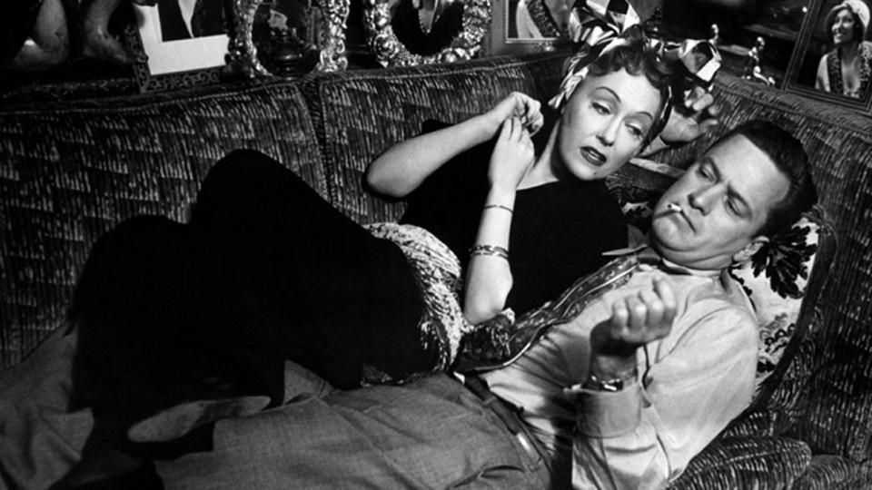 Boulevard du crépuscule - bande annonce - VO - (1951)