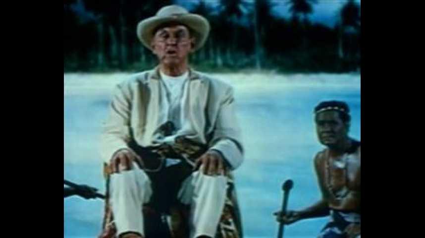 La Perle du Pacifique sud - bande annonce - VOST - (1955)