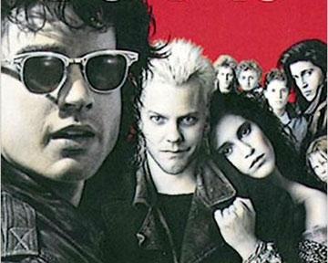 Génération perdue - bande annonce 2 - VO - (1987)