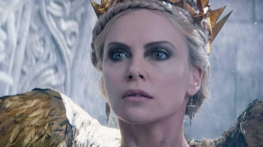 Le Chasseur et la reine des glaces - Bande annonce 12 - VO - (2016)
