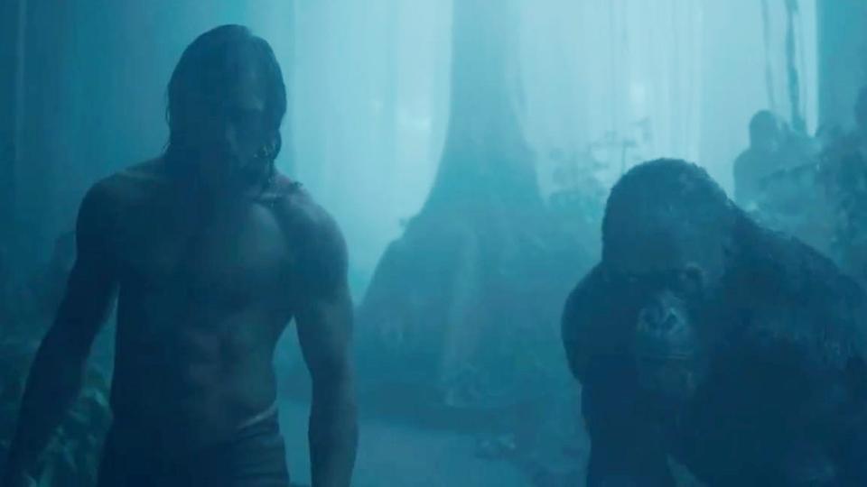 Tarzan - bande annonce - VOST - (2016)