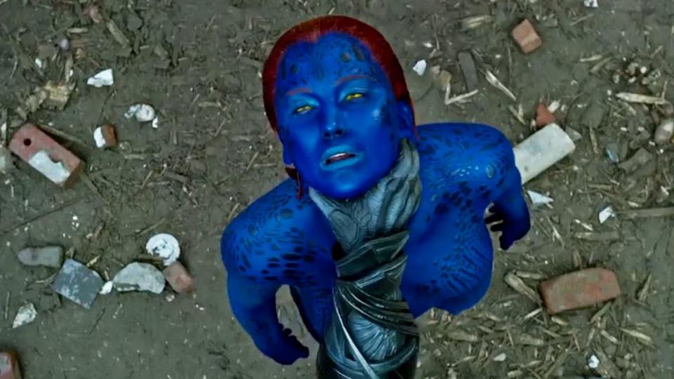 X-Men: Apocalypse - bande annonce 4 - VF - (2016)