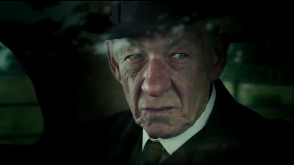 Mr. Holmes - teaser - (2016)