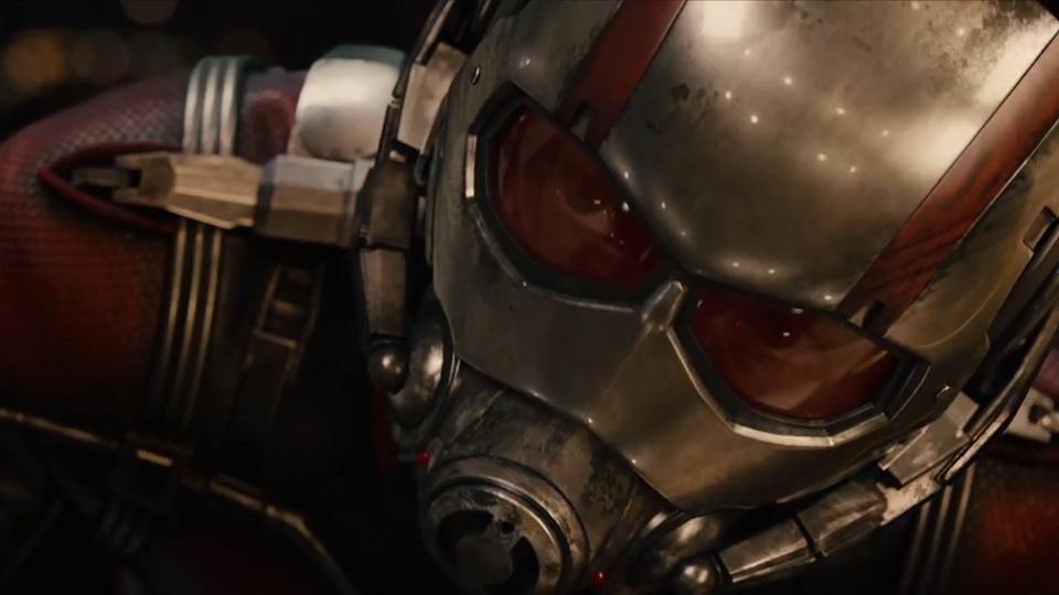 Ant-Man - teaser 3 - VO - (2015)
