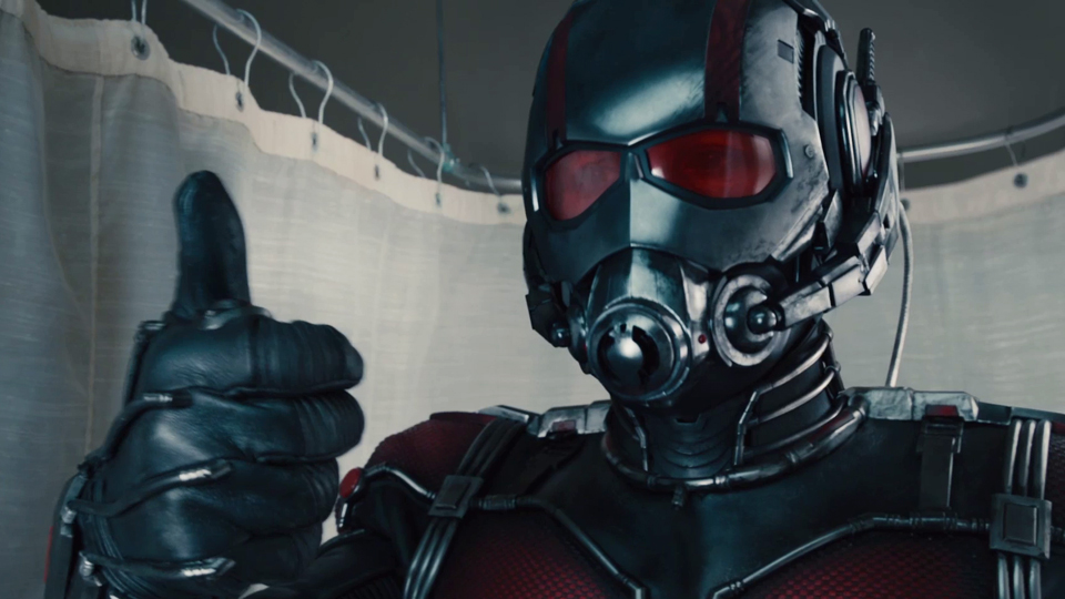 Ant-Man - bande annonce - VOST - (2015)