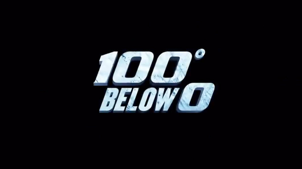 100 Below 0 - bande annonce - VO - (2013)