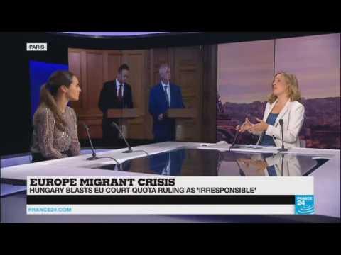 Debating Europe''s migrants crisis