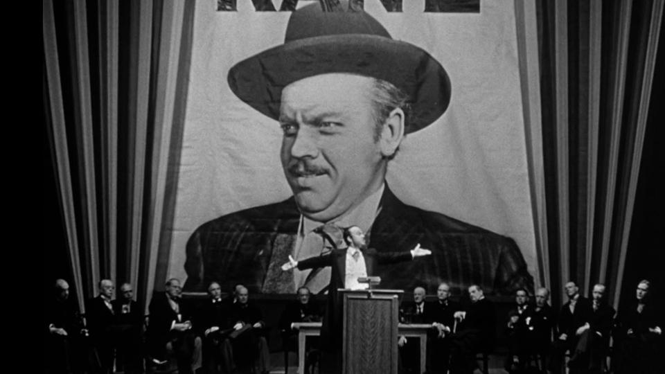 Citizen Kane - bande annonce 3 - VOST - (1941)