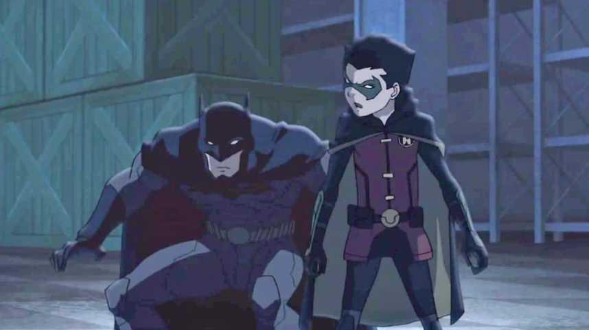 Batman Vs. Robin - bande annonce - VO - (2015)