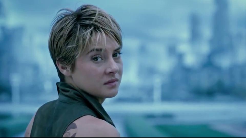 Divergente 2 : l'insurrection - bande annonce - VOST - (2015)
