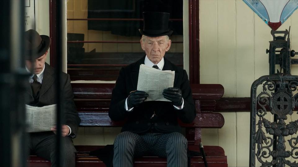 Mr. Holmes - bande annonce - (2016)