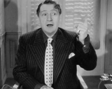 Ils etaient neuf celibataires - bande annonce - (1939)
