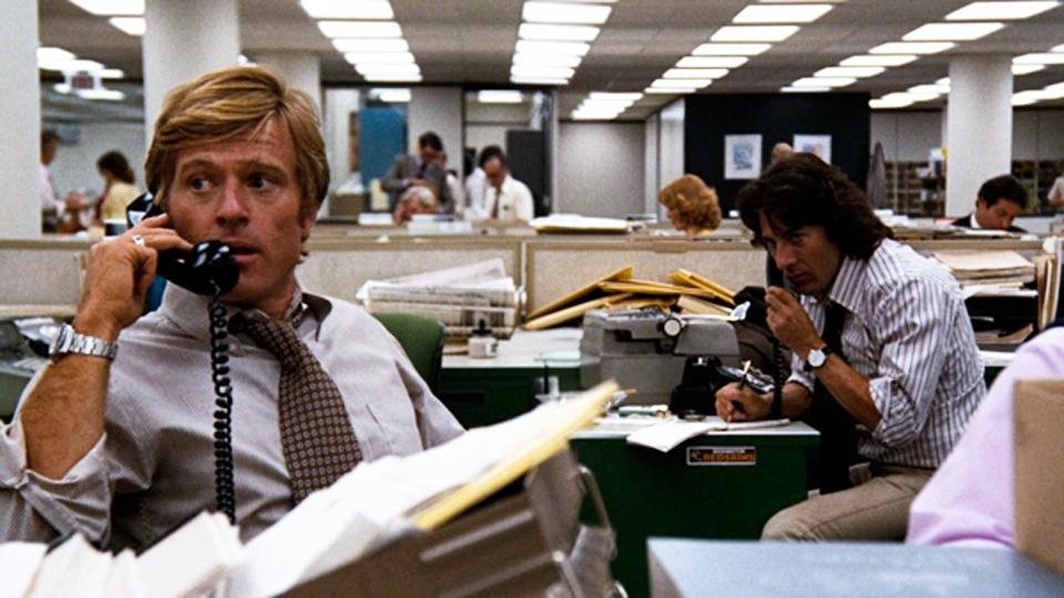 Les Hommes du Président - bande annonce - VOST - (1976)