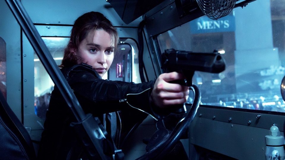 Terminator Genisys - bande annonce - VOST - (2015)