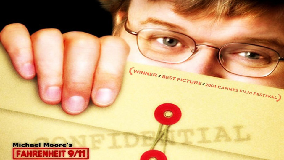 Fahrenheit 9/11 - bande annonce - VOST - (2004)