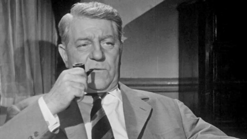 Maigret tend un piège - bande annonce - (1958)