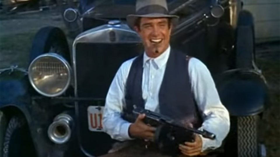 Bonnie and Clyde - bande annonce - VO - (1967)