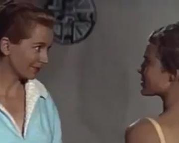 Bonjour Tristesse - bande annonce - VO - (1958)