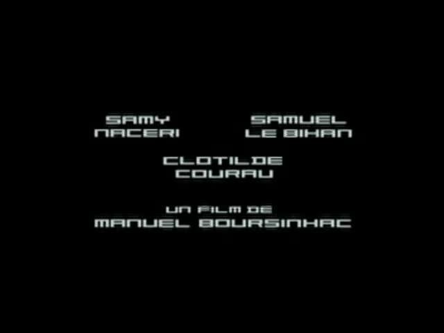 La mentale - bande annonce 2 - (2002)