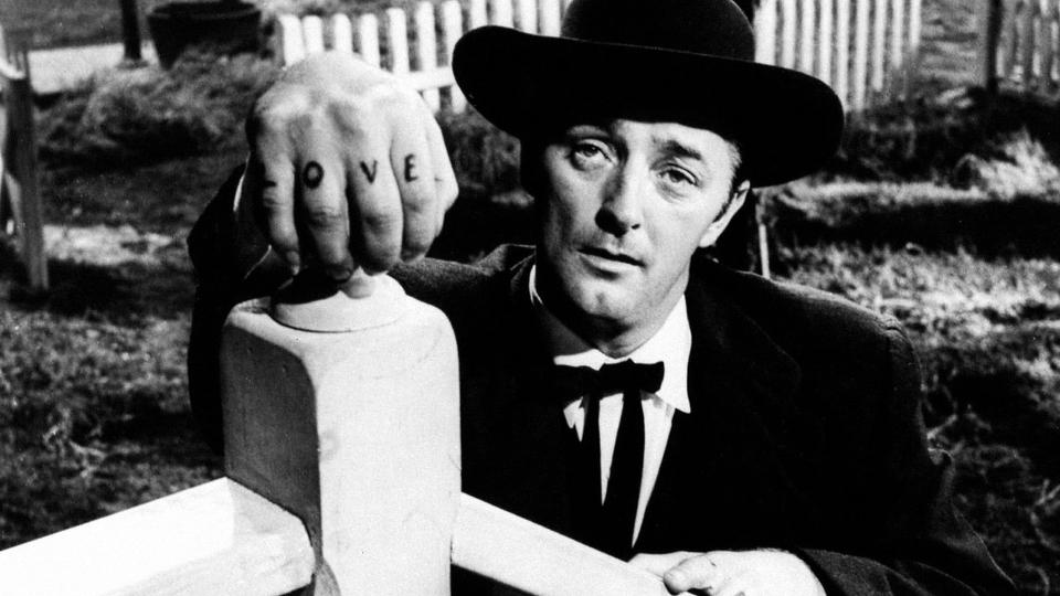 La Nuit du chasseur - bande annonce - VOST - (1956)