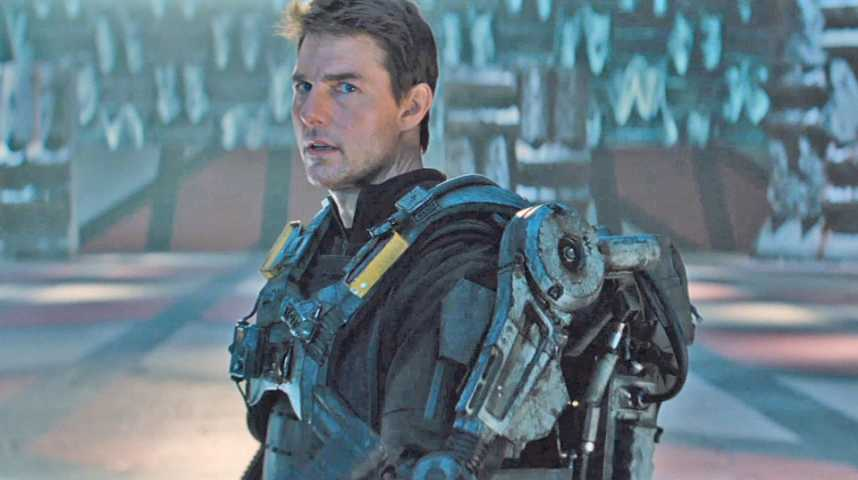 Edge Of Tomorrow - Bande annonce 8 - VF - (2014)