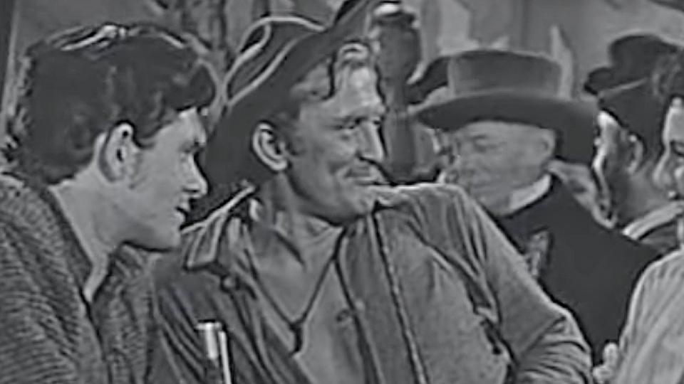 La Captive aux yeux clairs - bande annonce - (1953)