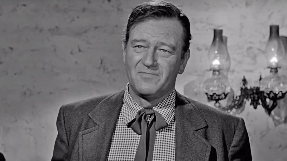 L'Homme qui tua Liberty Valance - bande annonce - VO - (1962)