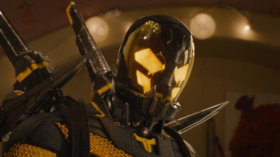 Ant-Man - teaser 4 - VO - (2015)
