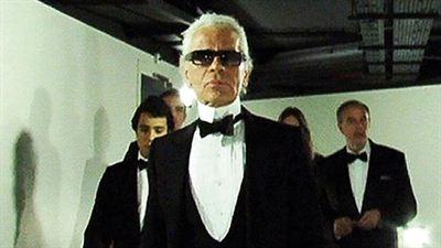 Lagerfeld Confidentiel - bande annonce - (2007)