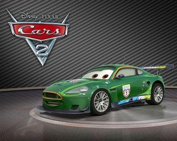 Cars 2 - teaser 10 - VF - (2011)