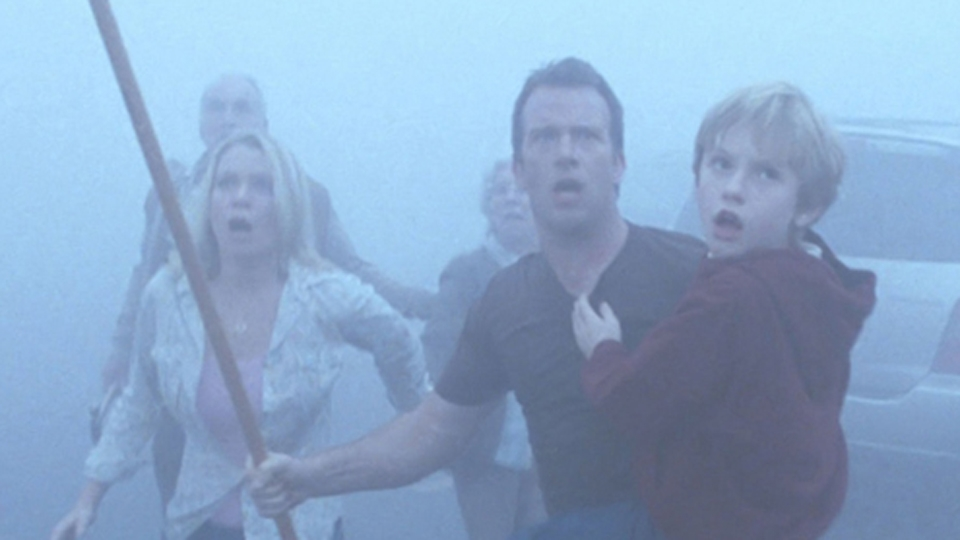 The Mist - bande annonce 2 - VOST - (2008)