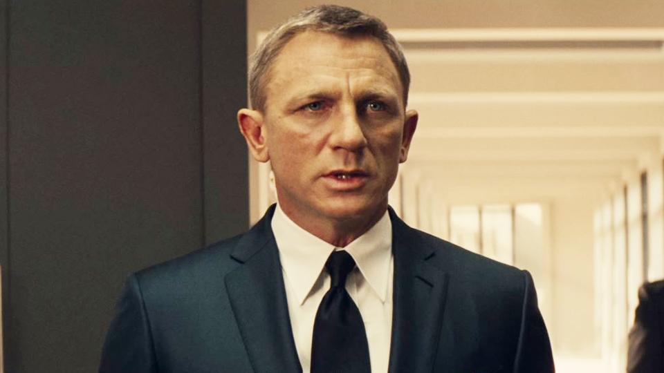 007 Spectre - bande annonce 5 - VOST - (2015)