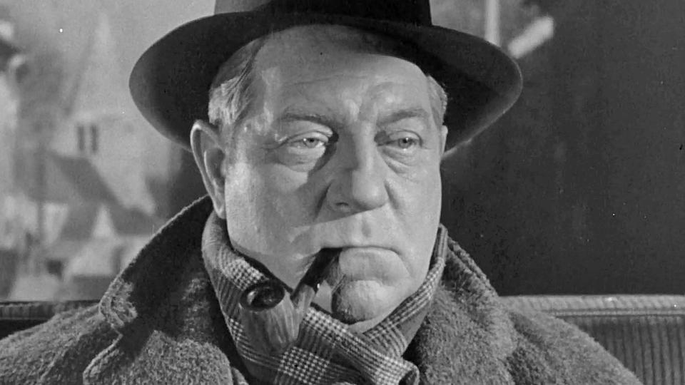 Maigret et l'affaire Saint-Fiacre - bande annonce - (1959)