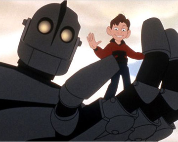 Le Géant de fer - bande annonce - VOST - (1999)